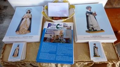 Photo of Ieri sera anche San Domenico e i suoi devoti hanno fatto il tifo per il Napoli. L'atteso evento sportivo di Barcellona ha sostituito la processione  del Santo