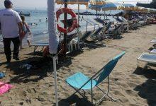 """Photo of Spiaggia libera """"occupata"""", nuova operazione contro gli ombrelloni abusivi"""