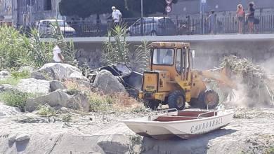 Photo of Casamicciola, ripulita la spiaggia del Pio Monte