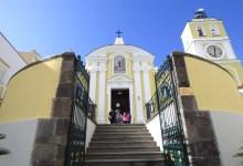 """Photo of I panzesi """"ritrovano"""" la chiesa di San Leonardo. La riapertura post restauro benedetta da Lagnese"""