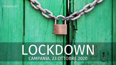 Photo of L'annuncio di De Luca: «In Campania sarà lockdown»