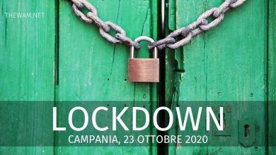 Photo of L'annuncio di De Luca: «In Campania sarà lockdown»