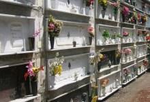 """Photo of Serrara Fontana, il covid """"frena"""" anche le visite ai cimiteri"""