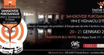 Sabato e domenica torna Sangiovese Purosangue e Roma, ecco il programma e le aziende partecipanti