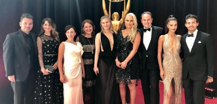 Per il quarto anno consecutivo agli Emmy Awards si brinda con Ferrari spumanti Trentodoc