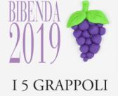 Bibenda 2019, a due giorni dal grande evento, continuo con i 5 grappoli dell'Abruzzo, del Molise, del Lazio, dell'Umbria e delle Marche