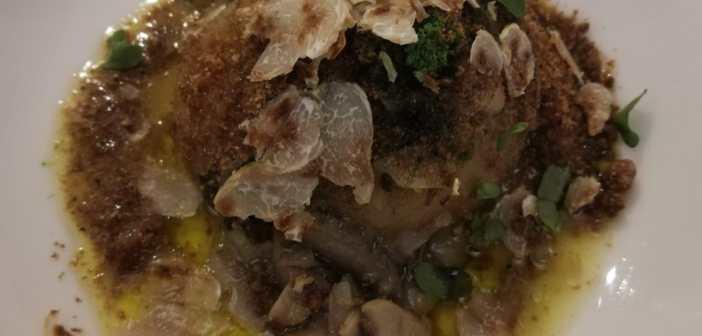Patata Interrata con tartufo bianco