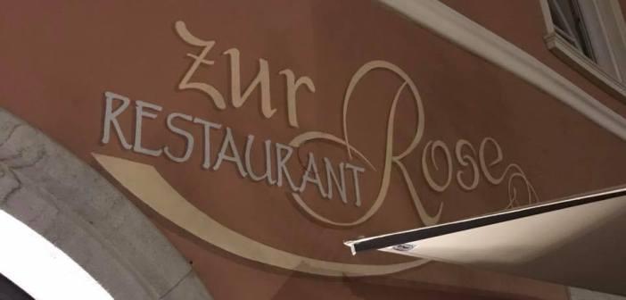Zur Rose ristorante ad Appiano (Bz), una mia garanzia da sempre in Alto Adige, grazie a Herbert e Margot