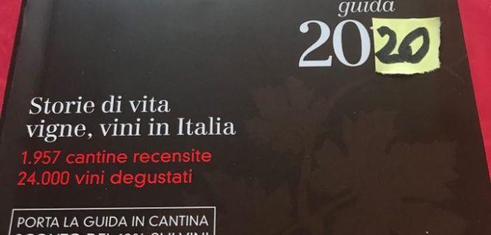 Slow Wine Guida 2020 I Vini Slow, i Grandi Vini e i Vini Quotidiani per la Basilicata e la Calabria con un mio piccolo commento vino per vino a un giorno della grande degustazione a Montecatini