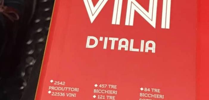 """Tre Bicchieri  – I premi speciali 2020 per la guida """"Vini d'Italia 2020"""" del Gambero Rosso"""