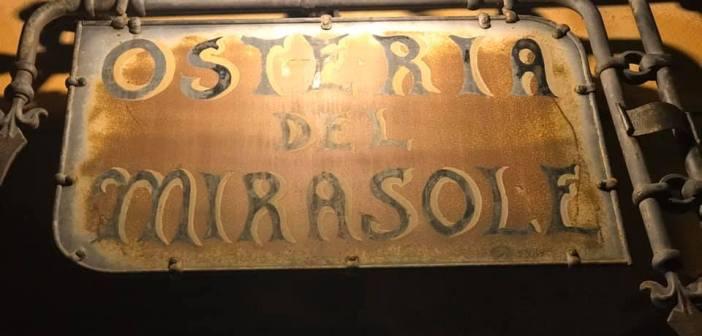 Osteria del Mirasole a San Giovanni in Persiceto (Bo), la mia terza volta… non vedo l'ora che arrivi la quarta