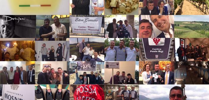 7 anni da Gourmet Errante, 21 aziende, 7 per il nord Italia, 7 per il centro e 7 per il sud e le isole. Un sunto del mio errare