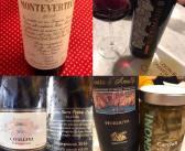 4 vini, uno è uno spumante, che mi sono piaciuti assai in questo inizio di 2021
