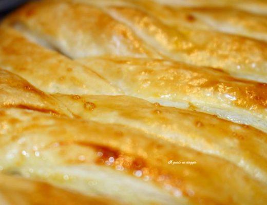 strudel di natale, strudel ricetta, pasta sfoglia buitoni, strudel mele