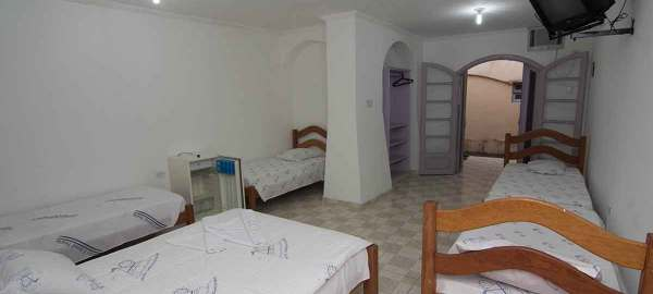 Apartamento Hotel Caraguatatuba