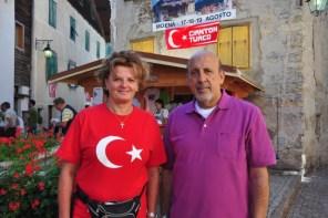 Moena Kultur isleri Baskan Yardimcisi Hillara-Karacay ile (2)