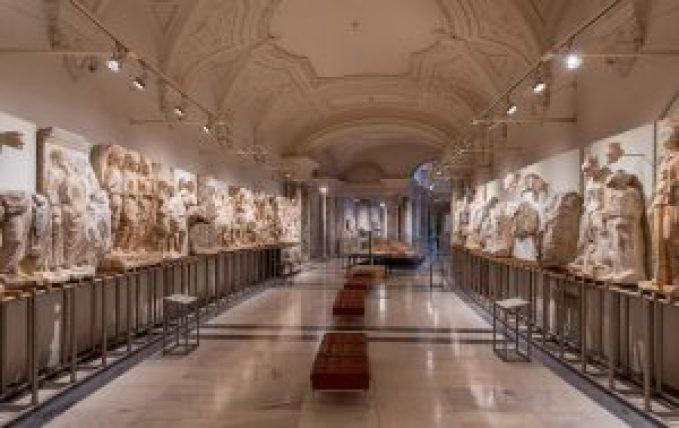 Part Anıtı diye adlandırılan eserin kabartma levhaları