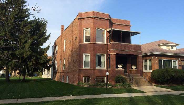 Chicago'daki İlk Evi