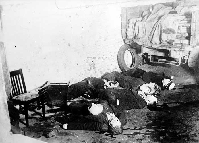 Sevgililer Günü Katliamı