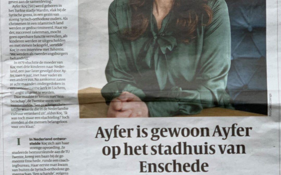 HOLLANDA'DA HÜKÜMET KURULAMAMASINDA BAŞ ROL OYNAYAN VE ÇOK SEVİLEN SİYASETÇİNİN TÜRK EŞİ, O KADAR SEVİLMİYOR…