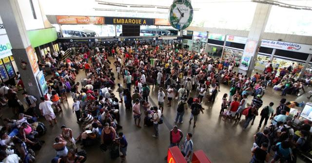 Agerba divulga esquema especial de transporte para o feriado desta quinta 2