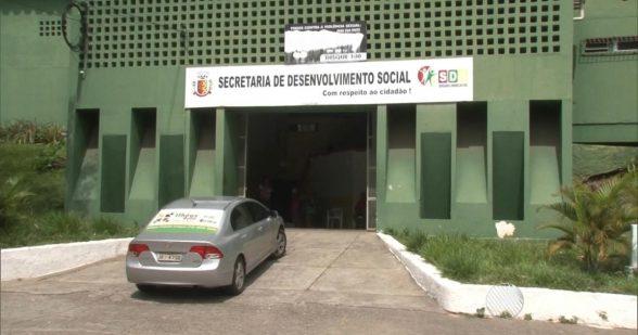 BOLSA FAMILIA SECRETARIA DE ASSISTENCIA SOCIAL