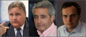 Geddel, Saud e Funaro trocam farpas no presídio; Houve até ameaças de mortes. 2