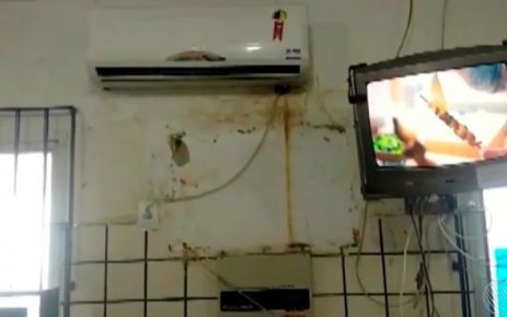 Com infiltrações e porta quebrada, más condições de coordenadoria da Polícia Civil em Ilhéus são denunciadas ao MP 1