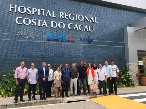 Novela: SESAB nega paralisação de atendimentos no Hospital Regional Costa do Cacau 4