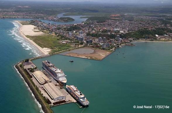 Bahia registra redução de 10,6% nas exportações durante o mês de fevereiro 6