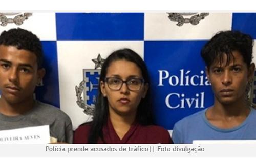ILHÉUS: Polícia apreende com suspeitos cartas com ordens de presidiários 1