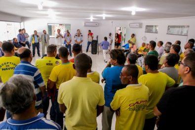 ILHÉUS: Sindtáxi reabre consultório clínico e odontológico com apoio da Prefeitura 5