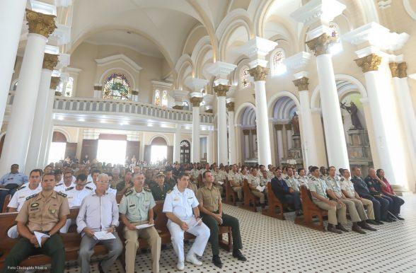 Páscoa dos Militares é celebrada em Ilhéus com alto clero nacional 1
