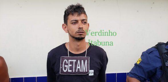 Guarda Municipal prende dupla com revólver no viaduto Paulo Souto em Itabuna 4