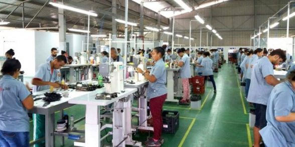 e4b41a635 Itapetinga recebe mais uma fábrica de calçados com geração de 400 empregos 1
