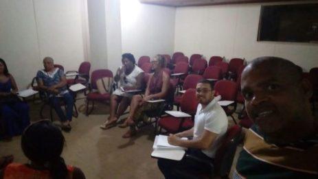 ILHÉUS: Reunião de adequação e implementação entre ONGs, firmam parcerias entre OMS e DIAHV em prol de alcançar metas 1