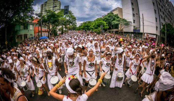 Bloco fundado por Ilheense vai arrastar mais de meio milhão de pessoas em Belo Horizonte com Olodum 1