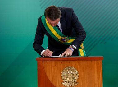 38% dos brasileiros avalia governo Bolsonaro como ótimo ou bom, aponta CNT/MDA; Eu acho que é mais, está cedo ainda! 7