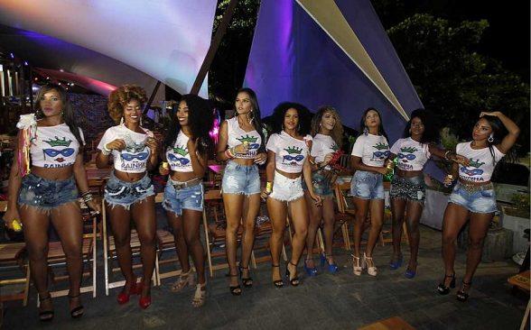 Itabunense é uma das candidatas a rainha do Carnaval de Salvador 2019 2