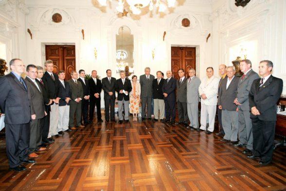 Anunciados nomes do segundo escalão do governo estadual 2