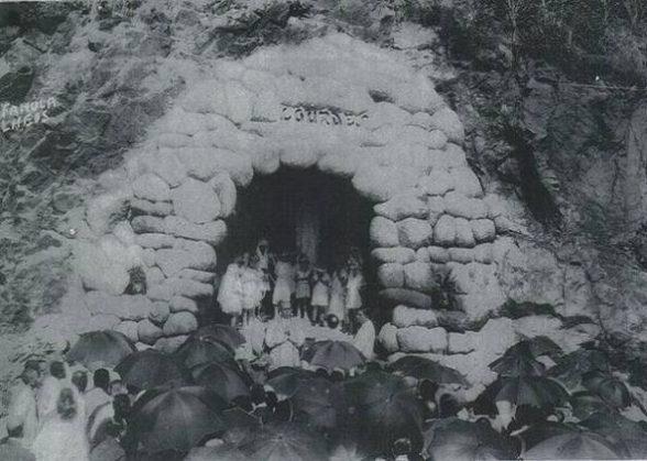 ILHÉUS: Procissão e Missa encerraram os festejos de Nossa Senhora de Lourdes e 70 anos de fundação da Capela no Outeiro de São Sebastião 2