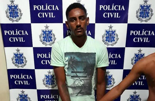 Polícia prende ilheense em Santo Antônio de Jesus 7