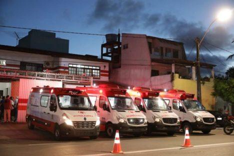 Samu de Ilhéus recebe três novas ambulâncias para reforçar atendimento à população 5