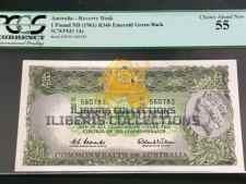 Australia 1 Pound 1961