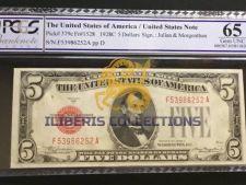 United States 5 dollars 1928C
