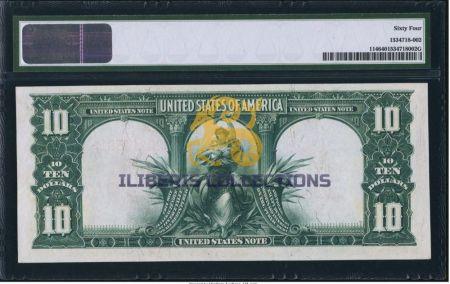 USA 10 Dollars 1901