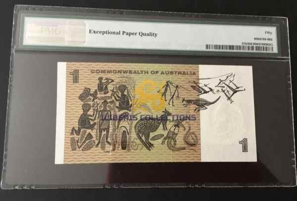 Australia 1 Dollar Coombs-Randall