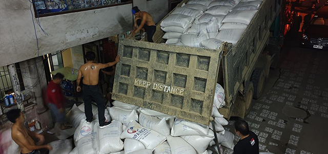 Public and Private sectors to donate NFA Rice and Relief Packs