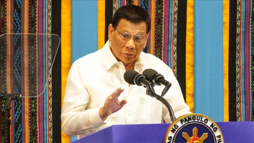 president duterte emergency powers