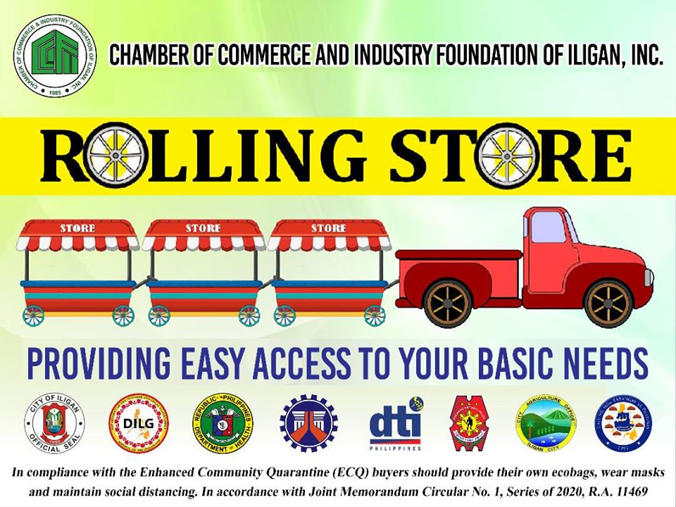 ROLLING STORE